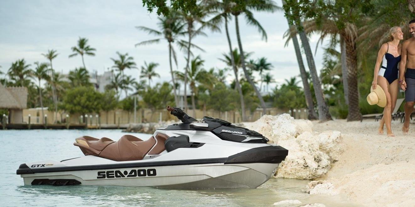 2019 Seadoo GTX Limited 300 – Ferry Marine – Jetski / Boats